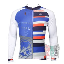 Men's Fleece Thermal Jersey Coordinate LongSleeve Cycling Jersey Cycling clothing Wind break maillot Winter softshell ciclo Bike outfit
