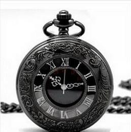 Wholesale steampunk atmos clock Vine Pocket Watch Quartz Women Men Best Gift vine watch antique big size roma number quartz watch