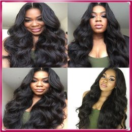 Best quality hot selling lace wigs brazilian human hair, 7A loose wave human hair full lace wigs