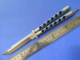 Wholesale The one brand Balisong Tanto C Blade butterfly knife