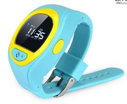2016 50 PCS DHL libre mini lcd gps étudiants garçons gps track bluetooth watch avec fente pour carte SIM, mini call call avec sos moniteur à partir de téléphone gratuit pour les étudiants fournisseurs