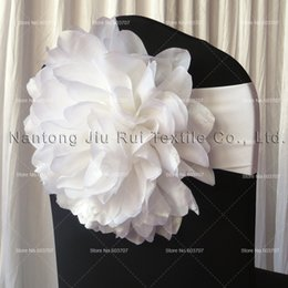3 Colors For Choice Big Satin Rose Flower With Lycra Band 100PCS MOQ Free Shipping For Wedding,Party,Hotel Use