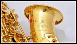 Wholesale ALL NEW yama YAS Z E flat alto saxophone