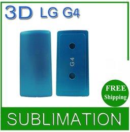 Wholesale New D Sublimation Phone case Mould for LG G4