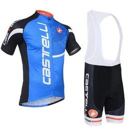 Wholesale best selling Pro Cycling Jerseys Roupa Ciclismo Summer Breathable Racing Bicycle Clothing Quick Dry Lycra GEL Pad Race MTB Bike Bib Pants