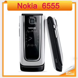 Unlocked Original Nokia 6555 3G Mobile Phone Free Shipping