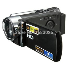 Full HD 16x Zoom Digital Camera DV 1080P CMOS Sensor Rechargeable Automatic Digital Video Recording Camcorder 270 Rotation