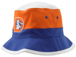 Wholesale TOP HOT Color Block Denver Buckets Broncos Football Bucket hats Basketball Baseball bucket caps fisherman hats Many styles dropshipping XDF