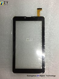 7 inch Tablet PC Digitizer Touch Screen Panel Replacement part-for DH-0728A3-PG-FPC 132 ZY TOUCH