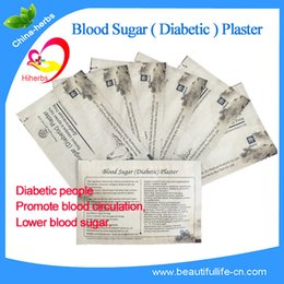 Wholesale 10pcs diabetic patch lower blood sugar cure diabetes Natural Solution diabetes treatment diabetes medication