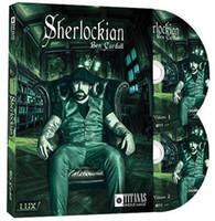 Wholesale Sherlockian by Ben Cardall and Titanas Magic magic teaching video send via email Close up Mentalism magic