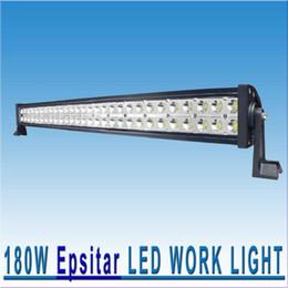31.5 inch 180W cheap led light bars 12V flood spot offroad led light bar offroad led light bar for ATV 4x4 truck