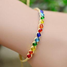 Wholesale Straw crystal bracelet natural beauty