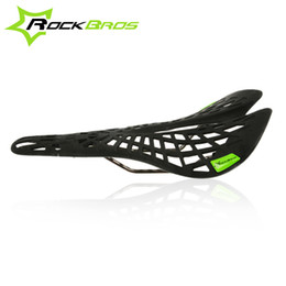 RockBros Spider Design ABS Saddle Breathability Saddle Road Bike MTB Mountain Bicycle Parts Saddle ,5 Color