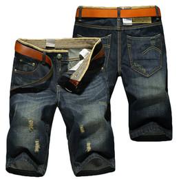Wholesale-DLOVERS 28-38 Summer Men Short Jeans Men's Fashion Shorts Men Big Sale Summer Clothes New Fashion Brand Men's Short Pants
