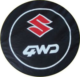 Wholesale 8 years car tyre covers manufacturer excellent pvc pu spar PVC Spare Tire Cover car tyre covers sizes