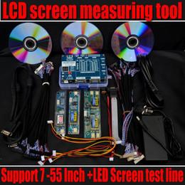 Promotion tv lcd 55 Livraison gratuite New TV LCD d'ordinateur portable / / / Support 7-55 pouces outil de l'outil de test LED LCD Kit de test du panneau plein écran (La troisième génération) pour $ 18Personne t
