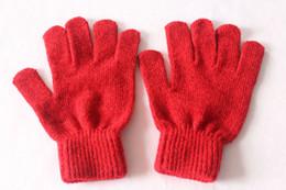 Fabricants de gants de mode en Ligne-Gros-nouveaux fabricants de gants à la main rouge de la mode en Chine