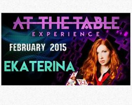 Wholesale At the Table Live Lecture Ekaterina magic video no gimmicks send by email