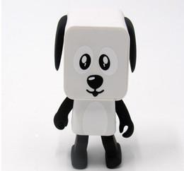 2018 Mini Bluetooth Speaker Smart Dancing Dog Speakers New Multi Portable Bluetooth Speakers Loudspeaker Creative Gift