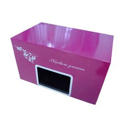 Wholesale Without PC Nail printer Windows XP OS natural nails one time printing Cheapest style in the world