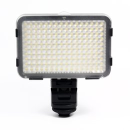 Wholesale Factory Price XT LED LED Video Light Camcorder Lamp Color Diffuser Filters and Adapter for digital Camera Canon Nikon waitingyou