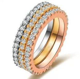 Free Shipping Fine Wholesale - Genuine diamond drilling, fashion wild , SONA diamond ring , diamond ultra Mozambique