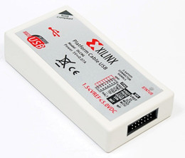 Wholesale Xilinx Platform Cable USB DLC9G cable downloader for CPLD FPGA ISP PROM