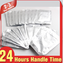 Wholesale 20Pcs Anti freeze Membranes for Cryolipolysis Cooling Therapy Cold Slimming Treatment Antifreezant Freeze Cold Paper For Body Care