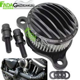 Wholesale Harley converted fence retro refit the air cleaner air filter Taiwan Craft Spot