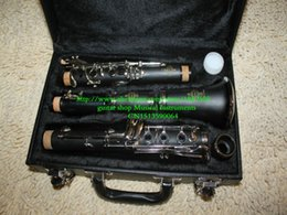 Wholesale New Buffet Paris Bb B12 Clarinet Clarinets Woodwind with Hardcase