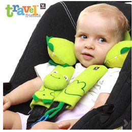Wholesale Baby Car Seat Carrier Lovely Cartoon Pattern Comfortable and Safety Best Cotton Materials Soft Baby Shoulder Strap Pads