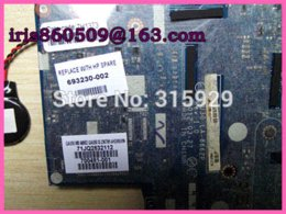 Wholesale New Product For HP ENVY4 motherboard LA P Intel chips with cpu i3 U test passed