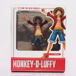 One piece luffy 2 years later verson PVC action figure 16cm 3pcs PVC action figure japanese figurines anime Free Shipping