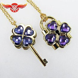 Wholesale cosplay Hot Sale Direct Selling Freeshipping Disfraces Fantasias Femininas Halloween Costumes for Shugo Chara Lovely Key Necklace