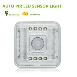 Wholesale Motion sensor light LED Light Lamp PIR Auto Sensor Motion Detector led lighting