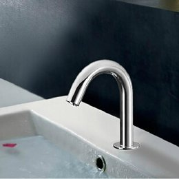 175-330mm height Automatic Faucet sensor faucet auto shut off tap electronic kitchen faucet swan neck faucet A-LC005