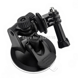 GoPro Accessories Car Suction Cup Adapter Window Glass Camera Tripod Mount 7CM Diameter Base Mount for Gopro Hero 4 3 2