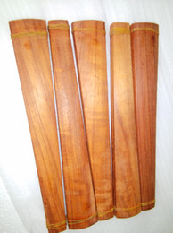 Wholesale Acoustic Violin Parts Rose wood Fiddle Fingerboard