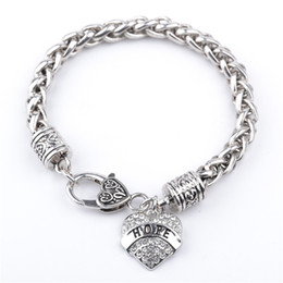 Wholesale MOM SISTER MIMI NANA Family Member Fashion Heart Women Bracelet Top Quality Hot sterling silver jewelry ZJ again