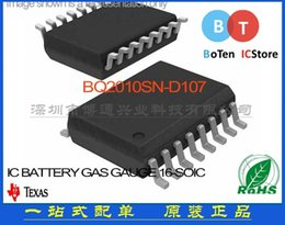 Wholesale BQ2010SN D107 IC BATTERY GAS GAUGE SOIC BQ2010SN D10 New original