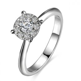 Drop Shipping Free Simulated Diamond 1 cm Band Wedding Anniversary Sterling Solid 925 Silver Ring