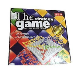 Wholesale-BLOKUS Party Family Board Game The Strategy Game for whole family (2~4 Players)