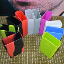 Wholesale X CUBE II Protective Sleeve E cigarette Silicone Case Skin Cover Bag for Xcube II W Box Mod
