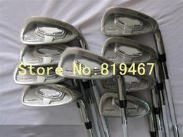 Wholesale Anser forged golf irons sw with dynamic gold steel S300 shaft golf clubs irons free headcover