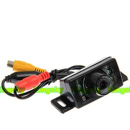 Waterproof 7 IR LED Night Vision Car Auto Vehicle Rear View Reverse Backup Camera Parking Assistance System