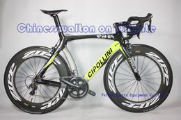 Wholesale Valuable gifts T1000 K MCipollini RB1000 complete bike full carbon road bikes with ultegra groupset mm wheels handlebar saddle