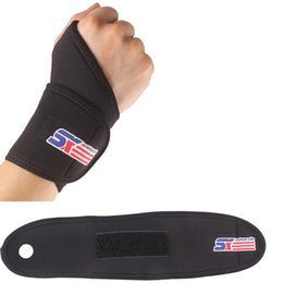 Monolithic Sports Gym Elastic Stretchy Wrist Joint Brace Support Wrap Band Guard Protector Thumb Loop Wrist Joint Brace Bandage