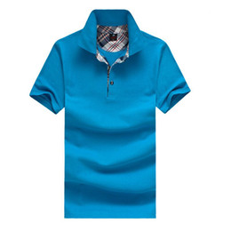 Wholesale-New 2016 New Brand Men's TShirt Man Sport Camisas Masculinas Top T-shirt s shirt golf tennis undershirts Man T Shirt S-XXXL