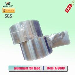 Wholesale BGA Aluminum adhesive Tape For Reballing self Adhesive Tape mm m mm Retail